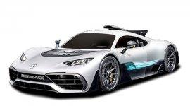 Mercedes AMG One 2022