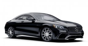 Mercedes AMG S63 Coupe 2022