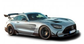 Mercedes Benz AMG GT Black Series 2021