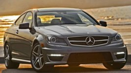Mercedes Benz C-Class Coupe 250