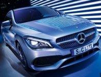 Mercedes Benz CLA-Class 250