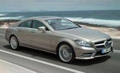 Mercedes Benz CLS-Class 500