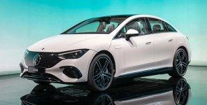 Mercedes Benz EQE 350 2023