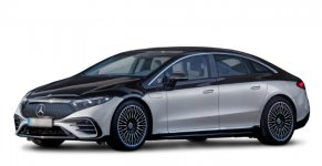 Mercedes Benz EQS 580 2022