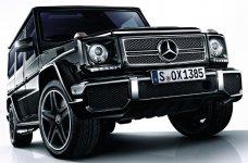 Mercedes Benz G-Class AMG 63