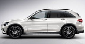 Mercedes Benz GLC AMG 43