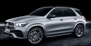 Mercedes Benz GLE 450 4MATIC SUV 2020