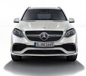 Mercedes Benz GLE 500e