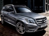 Mercedes Benz GLK-Class 350 4MATIC