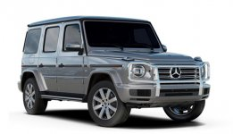 Mercedes Benz G 550 4MATIC 2021