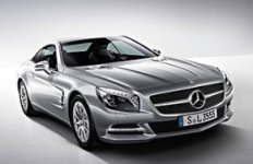 Mercedes Benz SL-Class 500