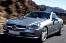 Mercedes Benz SLK-Class 200
