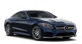 Mercedes Benz S 560 4MATIC Coupe 2022