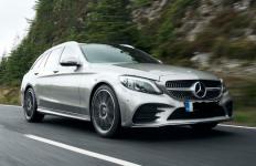 Mercedes C-Class C200 AMG Line Estate