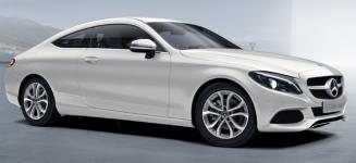 Mercedes C-Class C250 d Sport Coupe