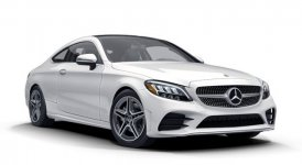 Mercedes C 300 4MATIC Coupe 2022