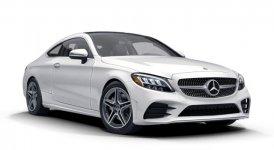 Mercedes C 300 Coupe 2022