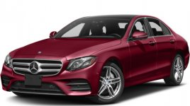 Mercedes-Benz E-Class 400 Sedan 4Matic 2018