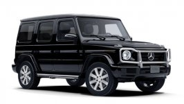 Mercedes G550 4MATIC SUV 2021