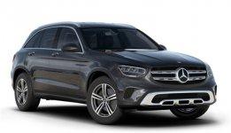 Mercedes Benz GLC Class GLC 300 4MATIC SUV 2022