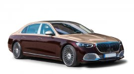 Mercedes Maybach S 4MATIC 2021