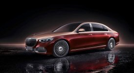 Mercedes Maybach S 4MATIC 2022