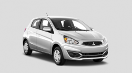 Mitsubishi Mirage ES Plus 2018