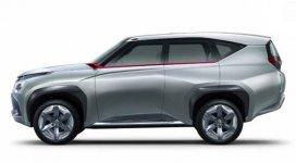 Mitsubishi Pajero 2021