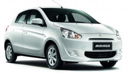 Mitsubishi MIRAGE GLX (Manual) 2016
