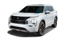 Mitsubishi Outlander ES AWD 2022