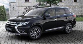Mitsubishi Outlander GLS Top 2017