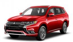 Mitsubishi Outlander Plug-In Hybrid GT 2022