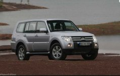 Mitsubishi Pajero 3.5L 5-door Basic 2017