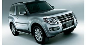 Mitsubishi Pajero 3.5L 3-door Basic 2016