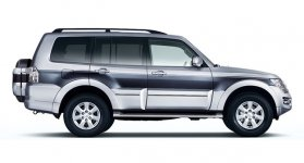 Mitsubishi Pajero 3.8L 5-door Basic 2017
