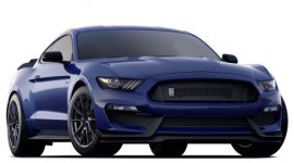 Mustang Shelby GT350 2020
