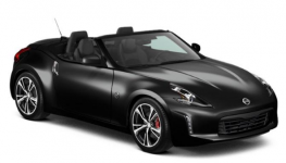 Nissan 370Z Roadster Touring Sport Bordeaux Top 2019