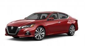 Nissan Altima 2.5 SL AWD 2021