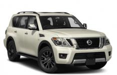 Nissan Armada Platinum 4WD 2019