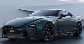 Nissan GT-R50 by Italdesign 2021