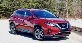 Nissan Murano Platinum AWD 2019