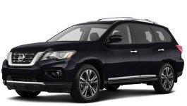 Nissan Pathfinder Platinum AWD 2020