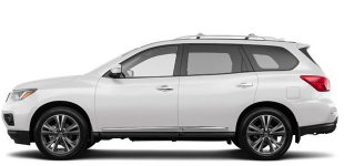 Nissan Pathfinder SL AWD 2020