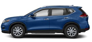 Nissan Rogue FWD S 2020