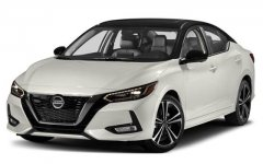 Nissan Sentra S Plus 2020
