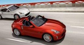 Nissan 370Z Roadster, M