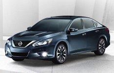 Nissan Altima S 2017
