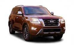 Nissan Armada Platinum 2022