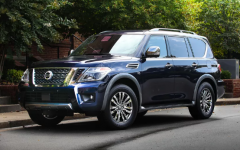 Nissan Armada Platinum Reserve 2018