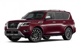 Nissan Armada S 2022